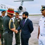 Visit of General Bipin Rawat, Coas to Maldives