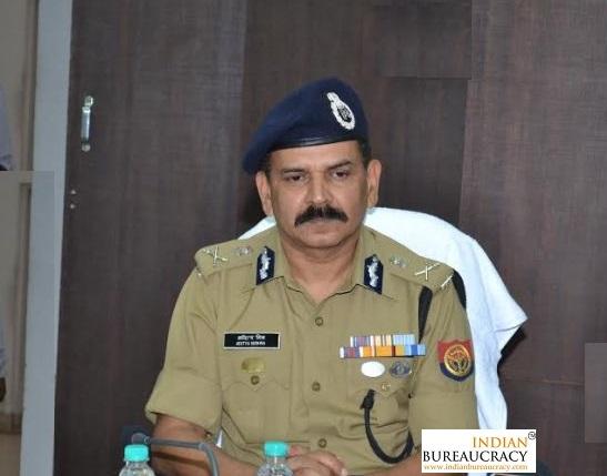 Aditya Mishra IPS UP