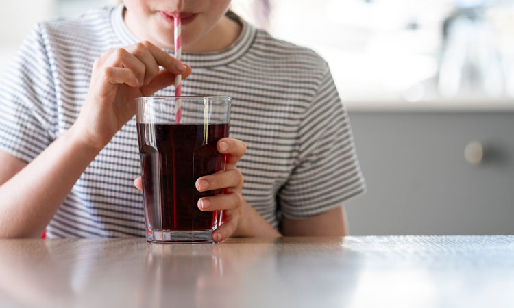 American children and teens are consuming significantly fewer sugary drinks