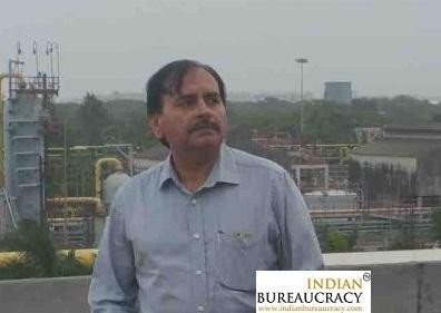Anurag Sharma ONGC