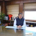 Arvind Singh IAS Chairman AAI