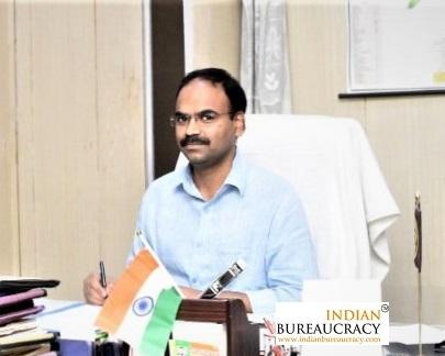 Bhawani Singh Khangarot IAS
