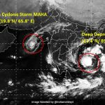 Cyclone 'Bulbul' with the States of Odisha