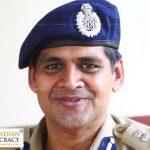 Dinendra Kashyap IPS KL