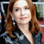 French actor Isabelle Huppert