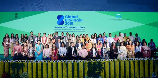 India's 1st Biotechnology Conference Global Bio-India ...