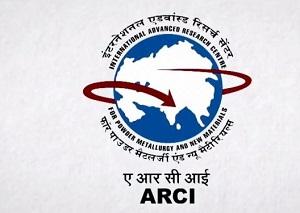 International Advanced Research Centre For Powder Metallurgy & New Materials (ARCI)