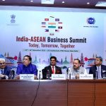 Jitendra Singh addresses the inaugural session of India-ASEAN Business Summit