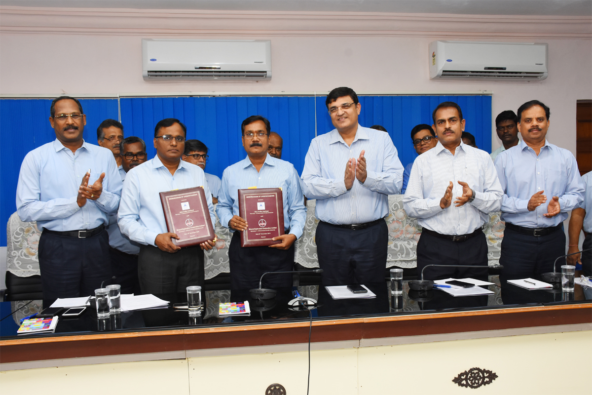 NLCIL MoU with MECL