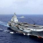 Naval Ships and Aircraft Standby for Rescue and Relief Ops - Cyclone 'Bulbul'