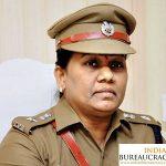 R Jayanthi IPS TN