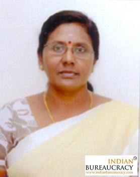 R Meenakumari, Government Siddha Medical College,