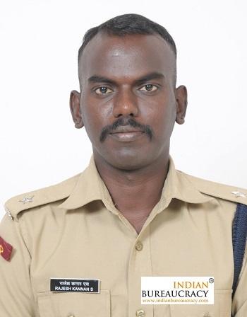 Rajesh Kannan IPS TN