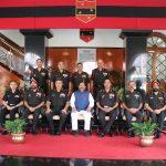 Raksha Rajya Mantri Visits Headquarters Southern Command,