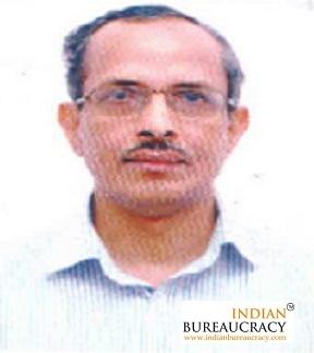Subhas Chandra Lal Das IAS AGMUT
