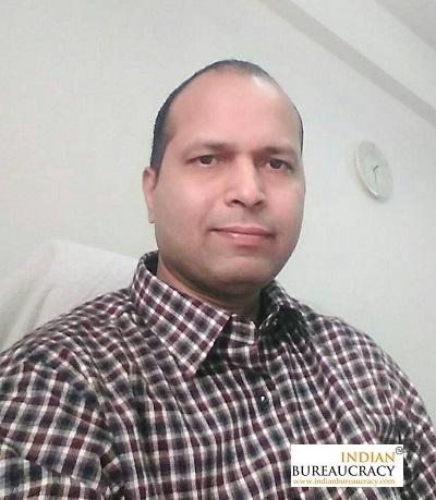 Sushil R Gaikwad IRTS
