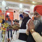 Union Culture Minister Shri Prahlad Singh Patel