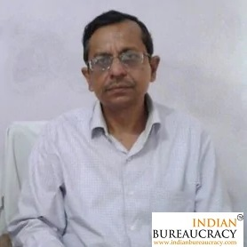 Virendra Kumar Singh IAS UP