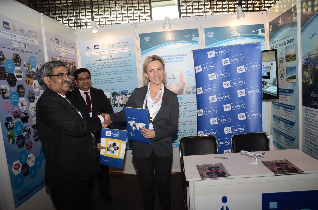 AAI signs Training Agreement with IATA for online course
