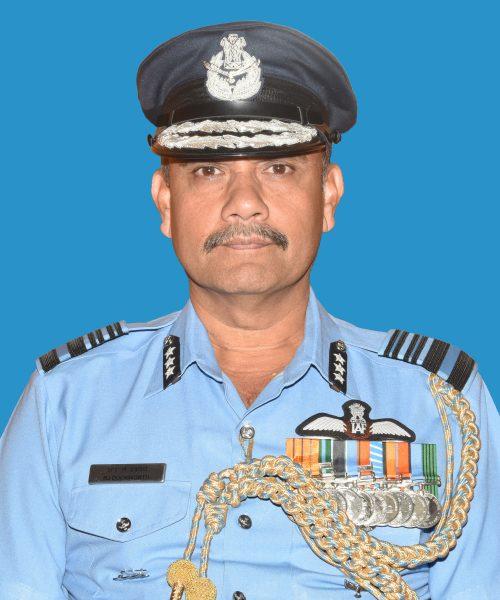 Air Marshal RJ Duckworth