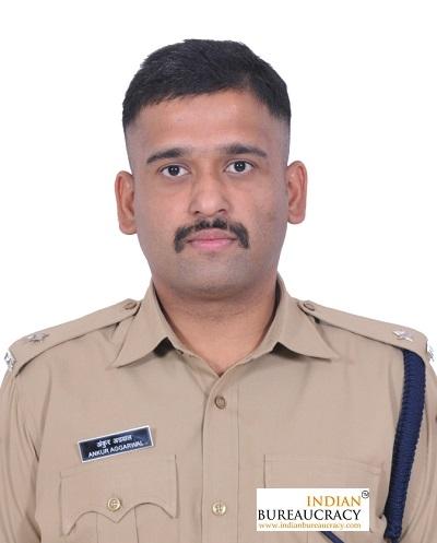 Ankur Aggarwal IPS UP