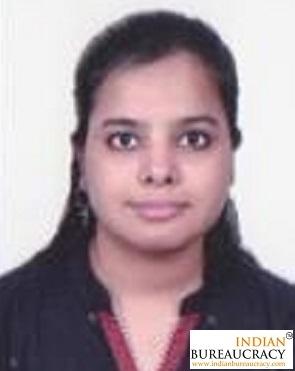 Aparna Gupta IAS