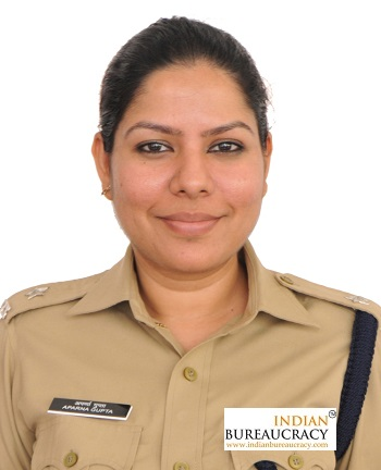 Aparna Gupta IPS UP