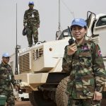 Army Personnel serving in UN Peacekeeping Operations