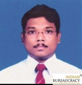 B Murugesh IAS TN