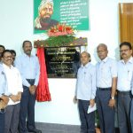 Bharathiyar Auditorium Inaugurated in NLC Higher Secondary School