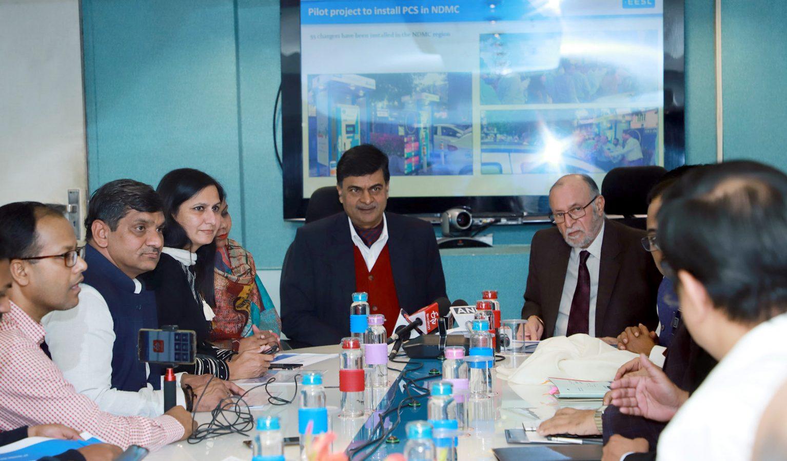 EESL & SDMC comes together to enhance the EV Infrastructure