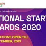 First Ever National Startup Awards 2020