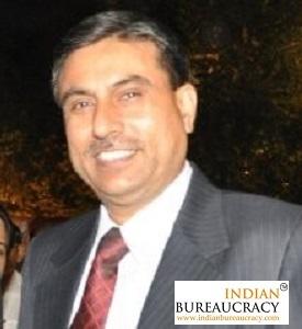 Girish Kumar, DIG, CRPF