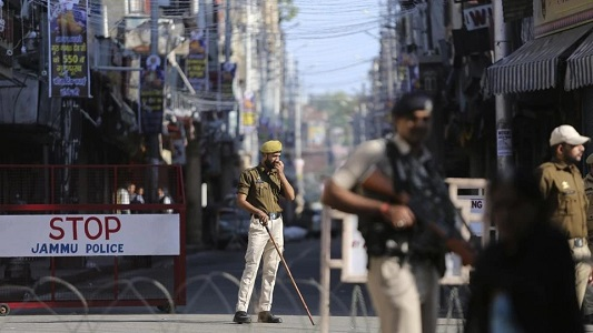 Incidents of Terrorist Violence decline, Cross Border Infiltration increase after 5th August 2019