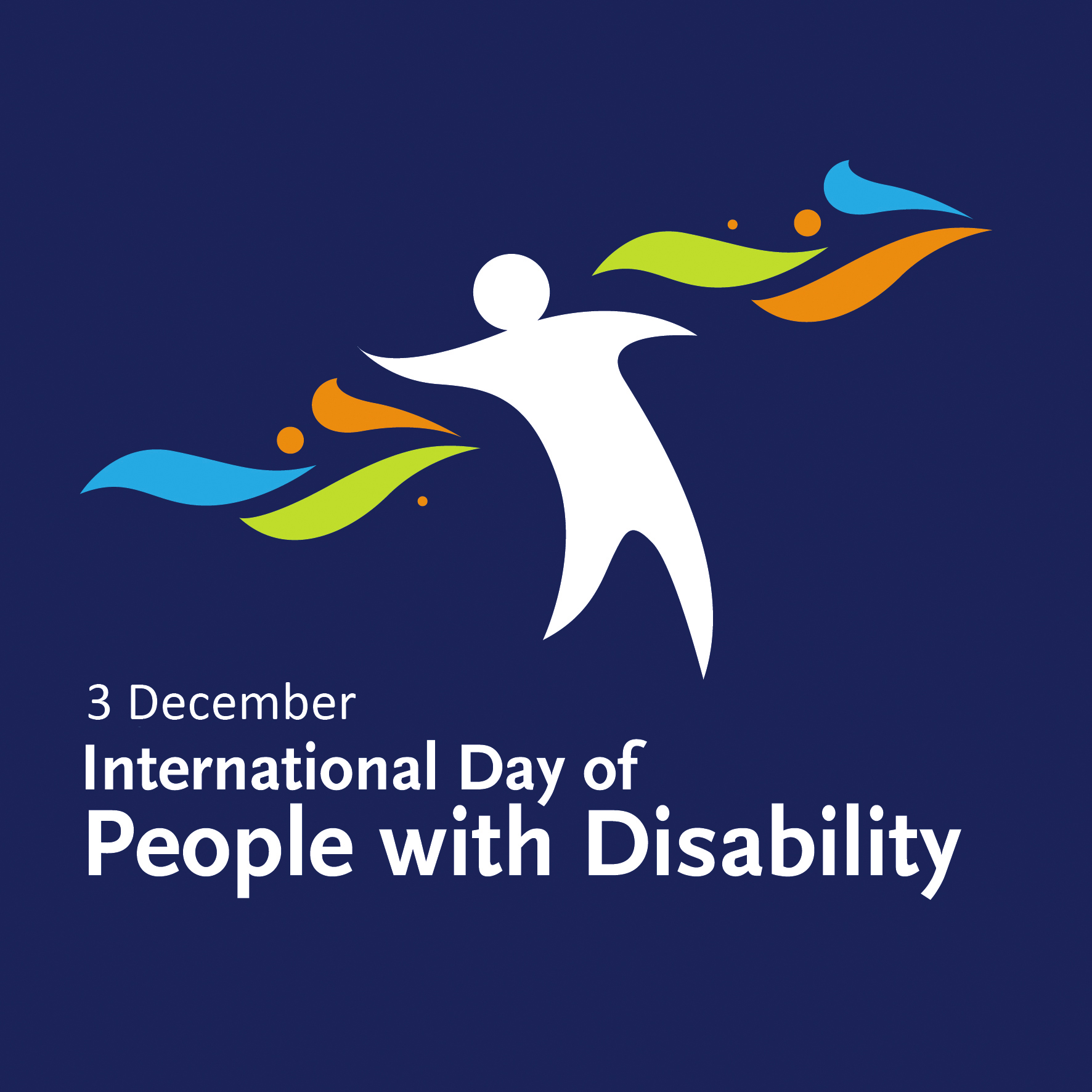 International Day of Persons with Disabilities on 3rd December