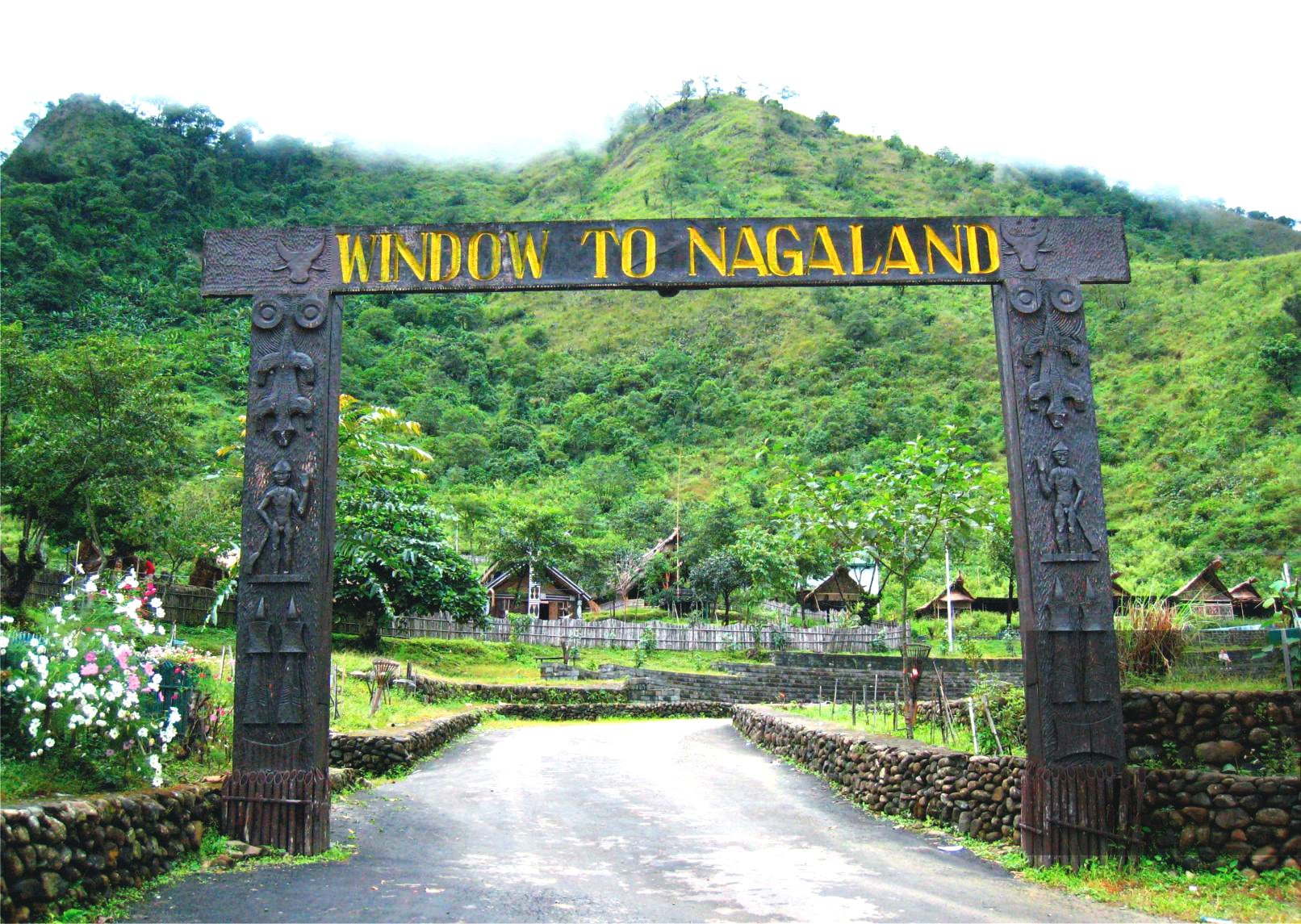 Nagaland on its Formation Day