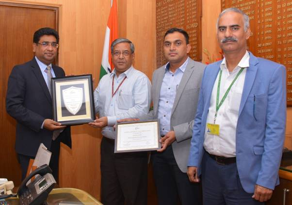 Railway Sports Promotion Board in category of Best Company Promoting Sports