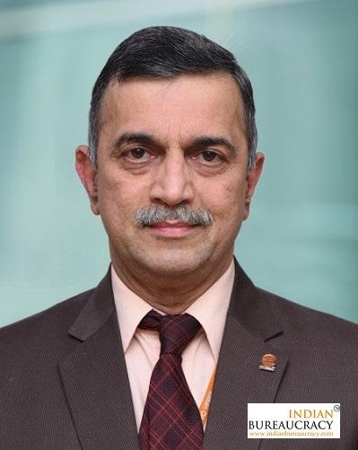 Shrikant Madhav Vaidya CMD Oil India