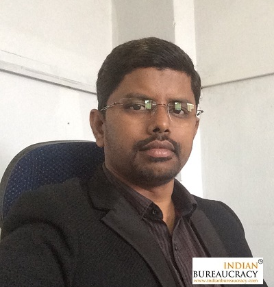 Vijay Kumar Mantri IAS