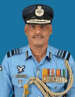 Air Marshal MSG Menon