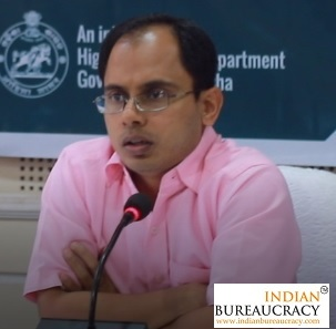 B Parameswaran IAS OD