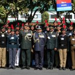 Chief of the Air Staff Air Chief Marshal RKS Bhadauria visits NCC Republic Day Camp