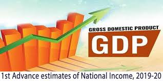 First Advance Estimates of National IncoFirst Advance Estimates of National Income, 2019-20me, 2019-20