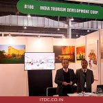 ITDC participated in International Travel and Tourism Tradeshow- SATTE 2020