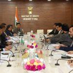 India and Bangladesh hold Commerce Secretary level meeting in New Delhi