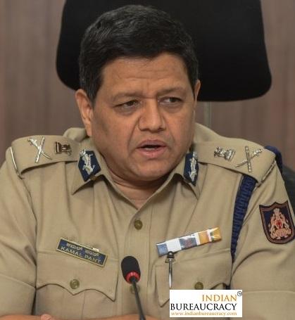 Kamal Pant IPS KN