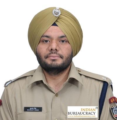 Kulwant Singh IPS TR