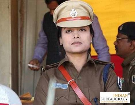 Lipi Singh IPS BH