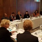 Mansukh Mandaviya participates in Round-table of UNAIDS