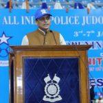 Nityanand Rai inaugurates 4th All India Police Judo Cluster Championship 2019